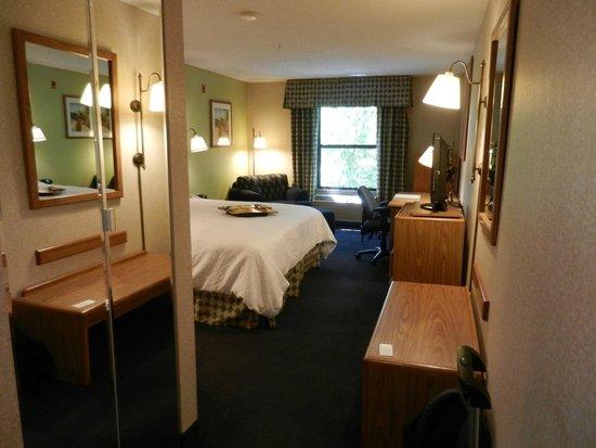 Hampton Inn Denver North / Thornton : Our Bedroom
