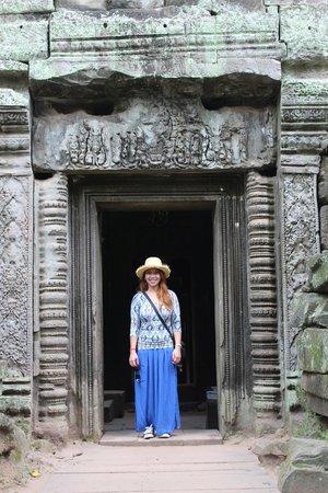 Custom Cambodian Tours - Day Tours : Ta Prohm