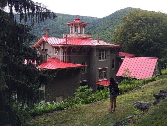 Asa Packer Mansion: .