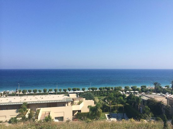 Amathus Elite Suites: Sea View from 163