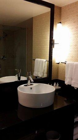 Hotel Nikko San Francisco : Bathroom