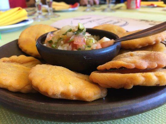 Tesoros de Chile: Sopaipillas