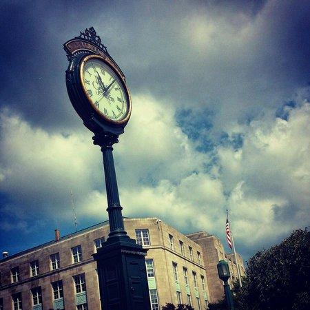 Downtown Asheville Art District