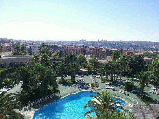Hotel Beatriz Toledo Auditorium & Spa: vistas