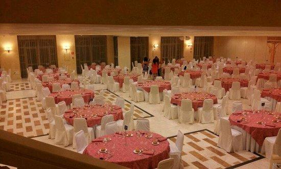 Hotel Beatriz Toledo Auditorium & Spa: comedor