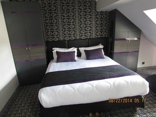 Le Grey Hotel: Bedroom