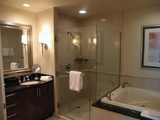MGM Grand Hotel and Casino : Baño