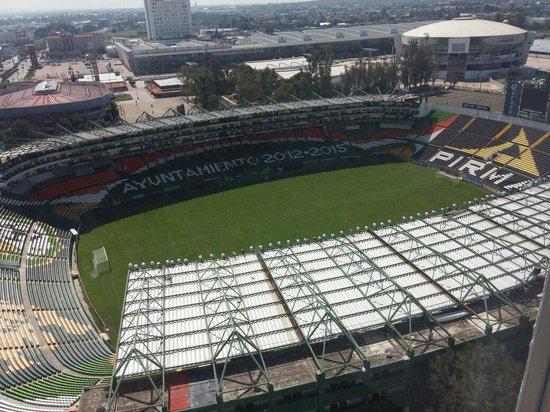 Hotel & Plaza Stadium: Excelente hubicacion