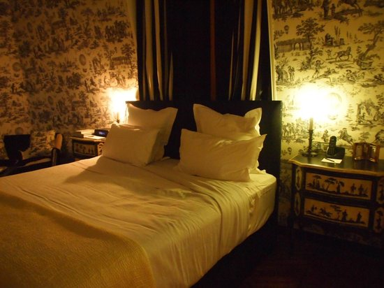 Saint James Paris - Relais et Châteaux : 寝室