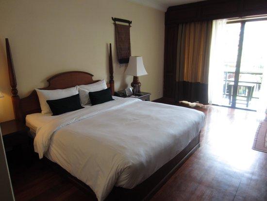 Prince D'Angkor Hotel & Spa: Hotelroom