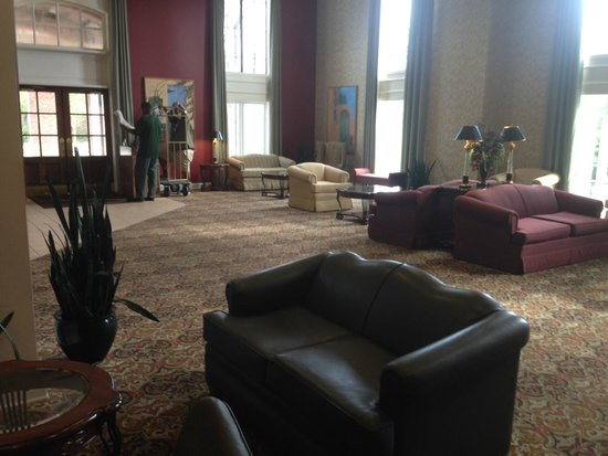 Coushatta Inn : Lobby