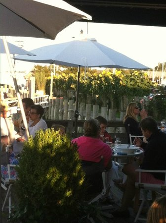 Photo of American Restaurant Harlow East at 1 Long Wharf, Sag Harbor, NY 11963, United States