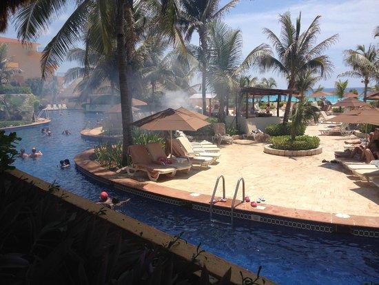 Fiesta Americana Condesa Cancun All Inclusive: Alberca
