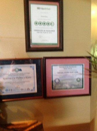 Arenal Kioro Suites & Spa: трипэдвайзер рекомендует!!!