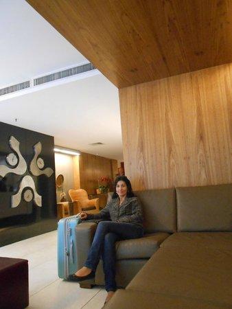 Copa Sul Hotel: sala do hotel