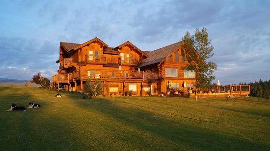 Echo Valley Ranch & Spa: Dove Lodge