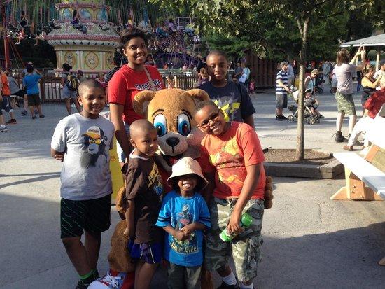 Knoebel's Amusement Resort: Yeah Knoebles! We love it here.