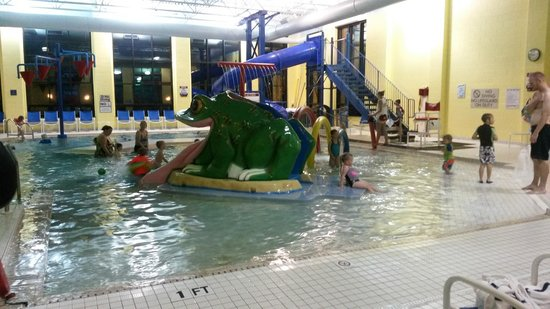 DoubleTree Resort by Hilton Hotel Lancaster : Kiddie Pool !!