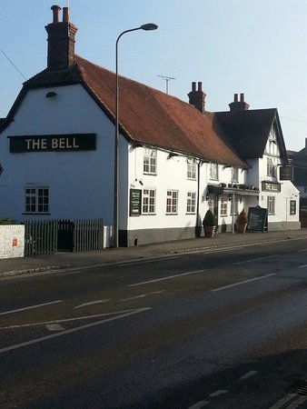 The Bell Hungry Horse