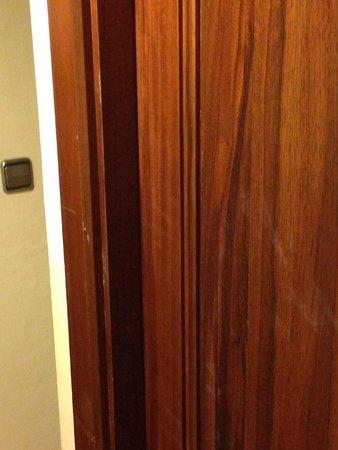 Grand Palladium Punta Cana Resort & Spa : Room Door