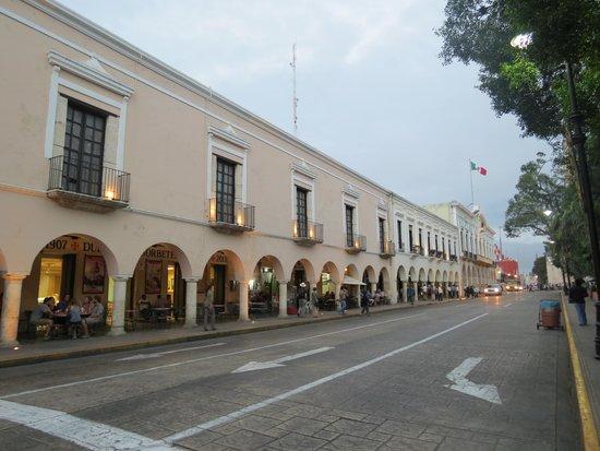 Helados Colon : fachada