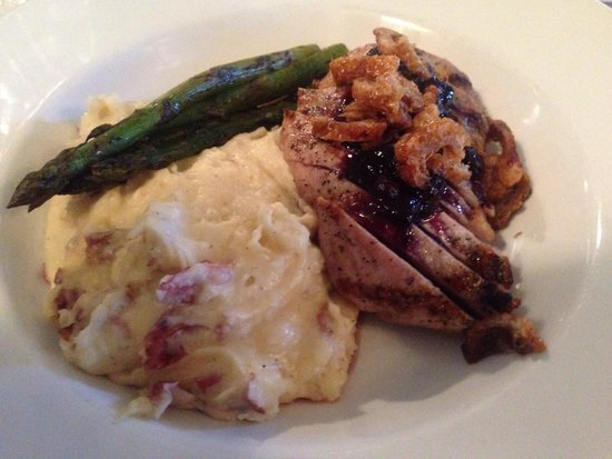 Ira's at the Gibson Inn: The duck ($27) is just amazing. It's worth the trip to this restaurant alone.