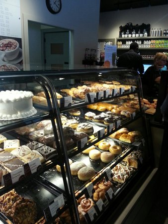 The Invermere Bakery Pastry Selection
