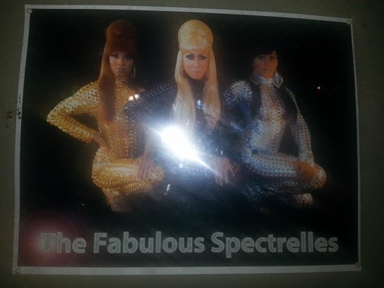 The Bull And Whistle Bar: The Fabulous Spectrelles