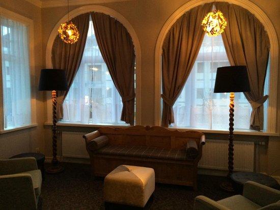 Reykjavik Residence Suites: 2階の踊り場