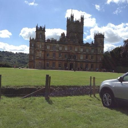 Highclere Castle: wow