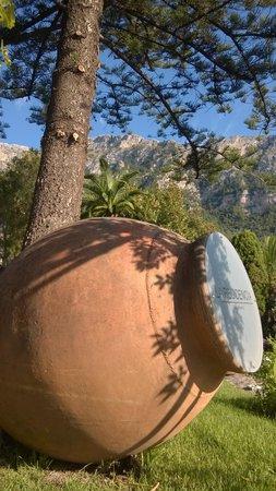 Belmond La Residencia: montagnes environantes
