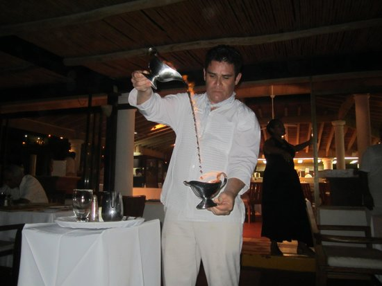 Velas Vallarta: Order the Mexican Coffee at La Ribera!