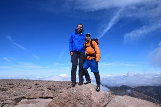 The Wildland Trekking Company : longs peak summit