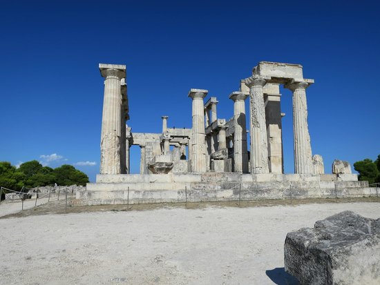 Temple of Aphaia: アフェア神殿