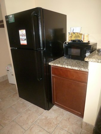 DoubleTree Resort by Hilton Myrtle Beach Oceanfront : Kitchen