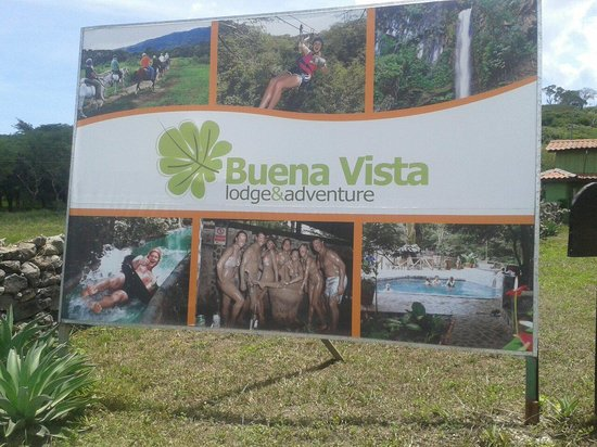 Buena Vista Lodge: Hotel con una belleza d naturaleza
