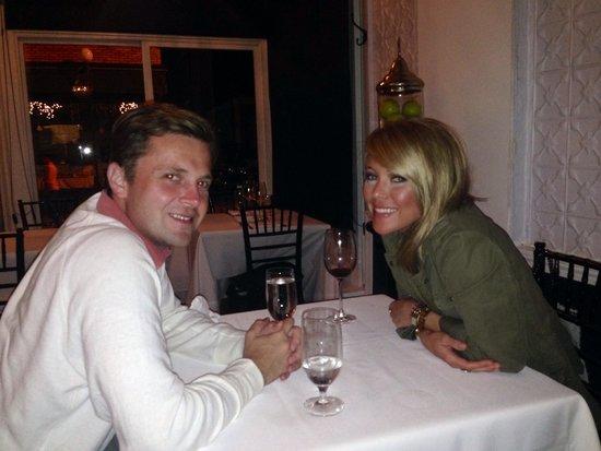 Inn at Stonington: :)