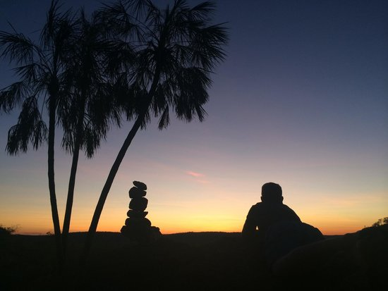 Nitmiluk Tours - Day Tours: Lookout on sunset
