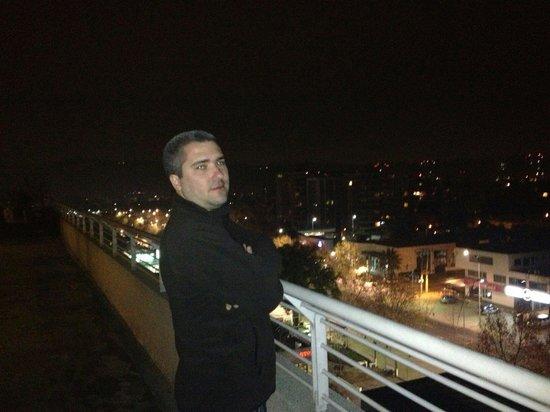 Novotel Santiago Vitacura: Cobertura
