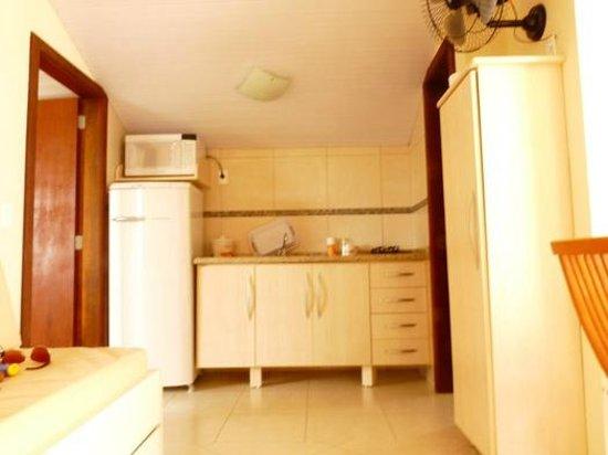 Pousada Pedra Salgada: Cozinha do quarto