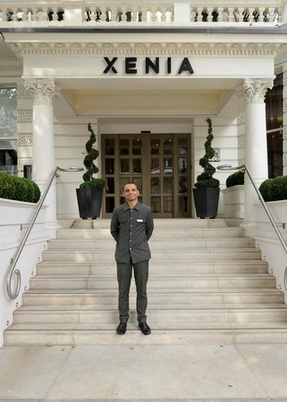 Hotel Xenia, Autograph Collection: Entrance to Hotel Xenia