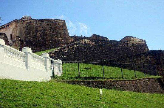 Castillo de San Cristobal: Fortaleza