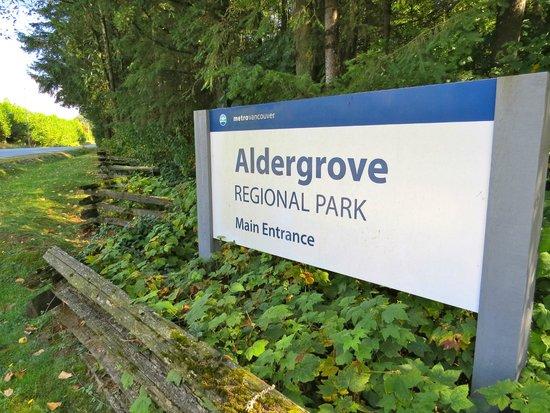 Aldergrove, Kanada: Main Entrance