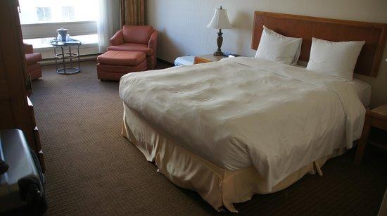 Hôtels Gouverneur Montréal : The room
