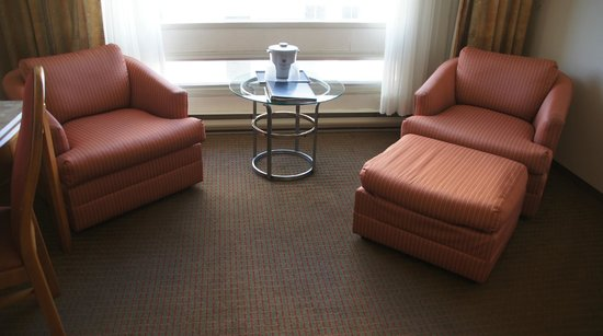 Hotels Gouverneur Montreal: The room
