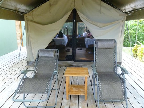 Canopy Camp : Tent