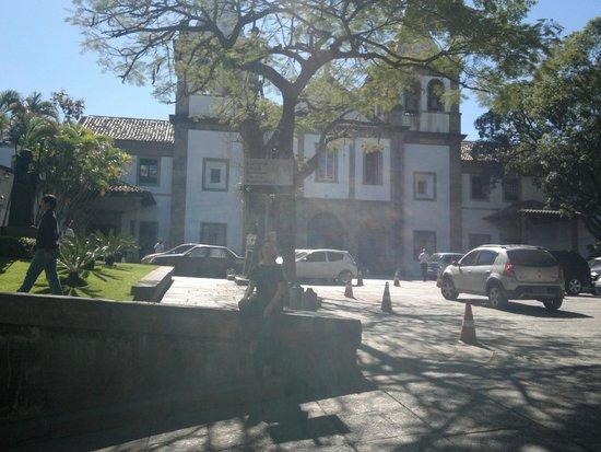 Sao Bento Monastery : Frente