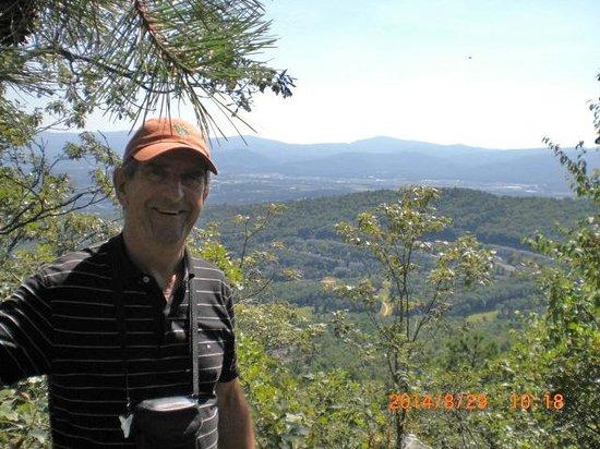 Massanutten Mountain: View of Shenandoah Valley