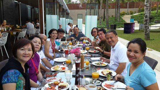 W Bali - Seminyak: Awesome Breakfast!!!!