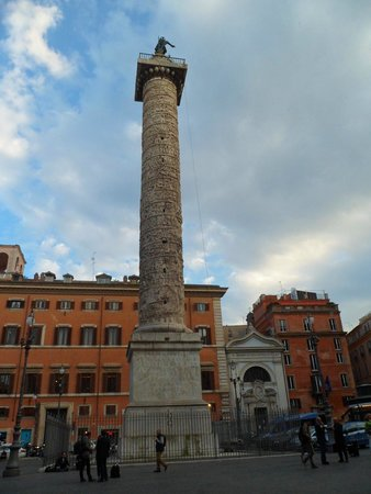 Colonna di Marco Aurelio: Marcus Aurelius column